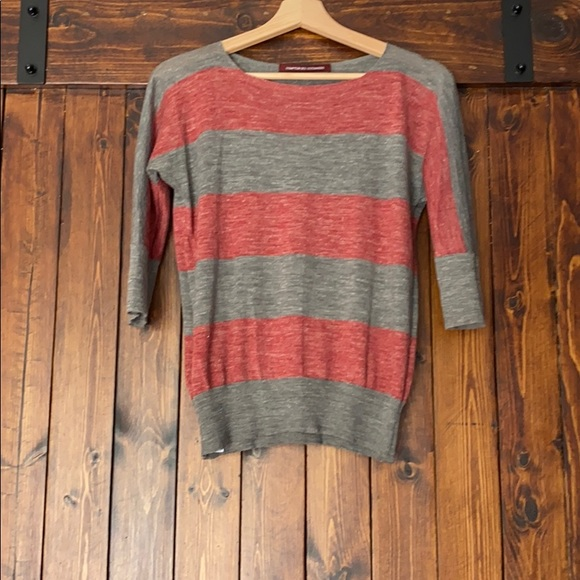 Comptoir Des Cotonniers Sweaters - 2/3 sleeves shirt light, thin, wool/alpaga